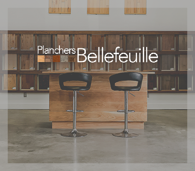 Planchers Bellefeuille - Web Development portfolio